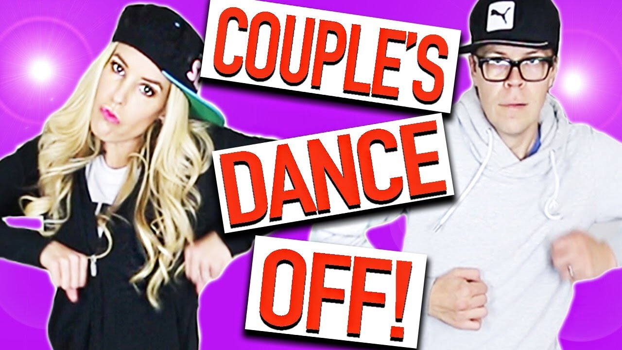 COUPLE'S DANCE-OFF!!