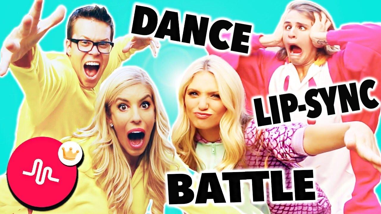COUPLE'S EPIC LIP SYNC/DANCE BATTLE! (w/ Cole & Sav)