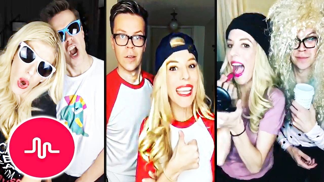 CRINGIEST AND FUNNIEST MUSICAL.LYS!! | REBECCA ZAMOLO & MATT SLAYS