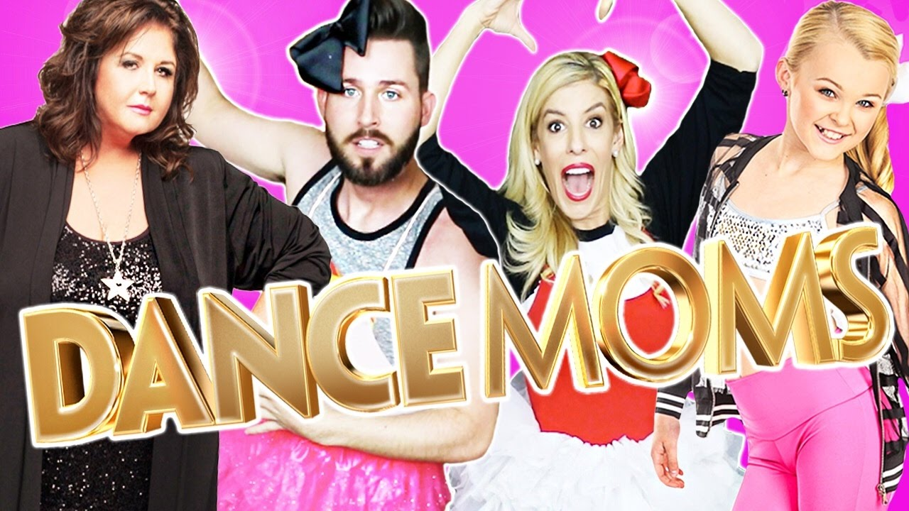 DANCE MOMS QUIZ CHALLENGE!