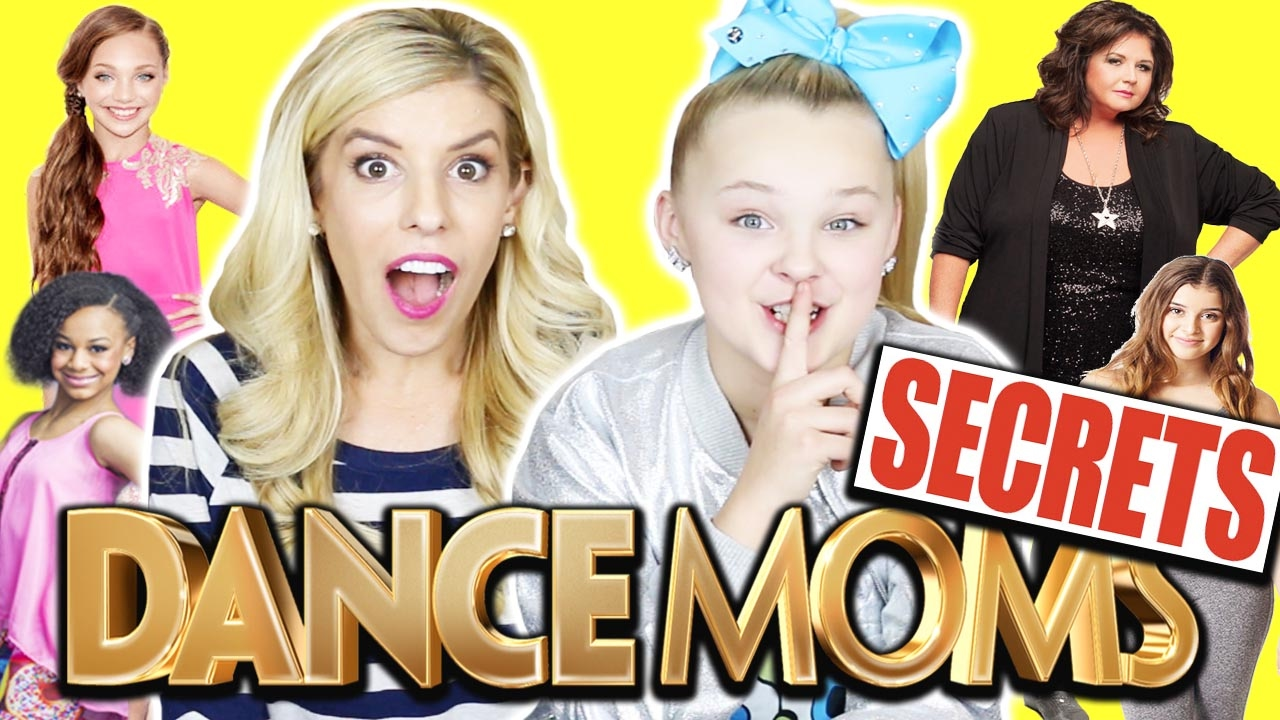 DANCE MOMS SECRETS REVEALED!! w/ JoJo Siwa