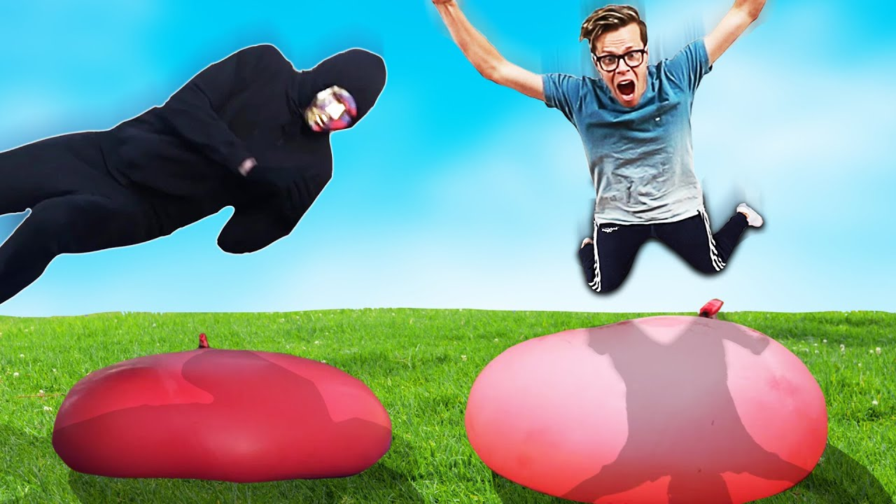First To Pop Wins $10,000 Challenge (Game Master Spy Reveal New Clues)