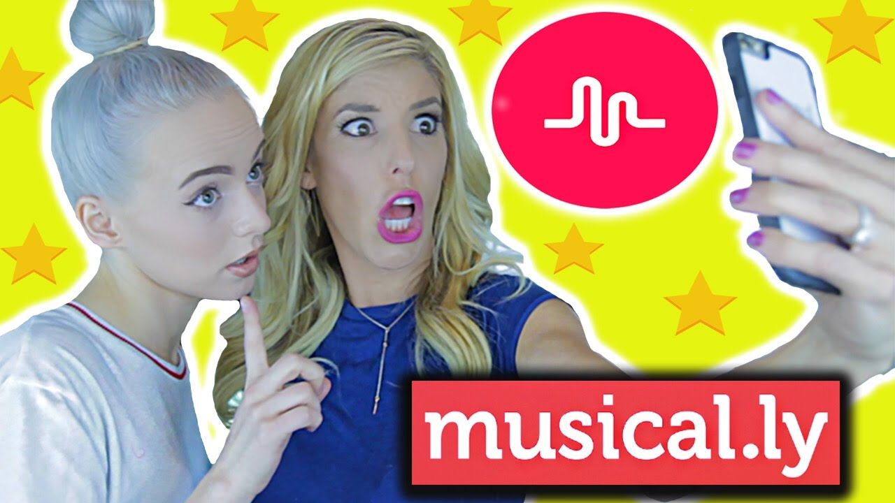 How To Musical.ly with a friend (w/ Madilyn Bailey)