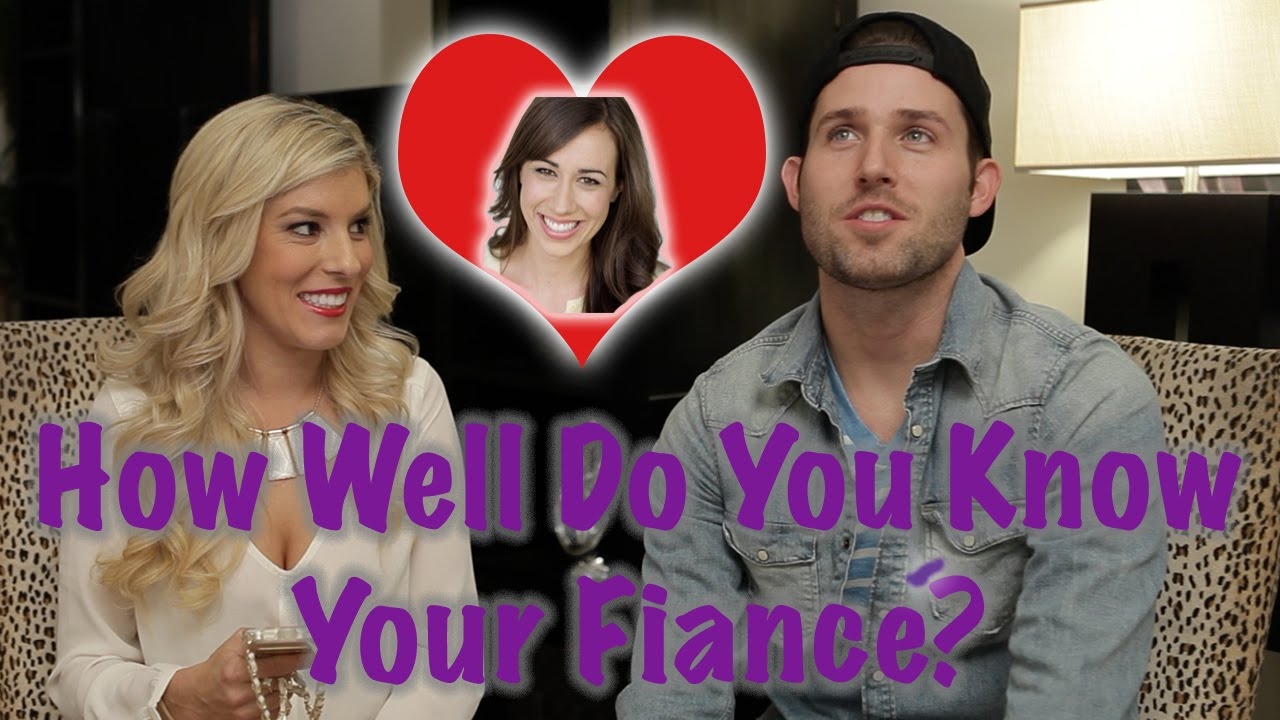 How Well Do You Know Your Fiance Colleen Ballinger? w/ Joshua Evans