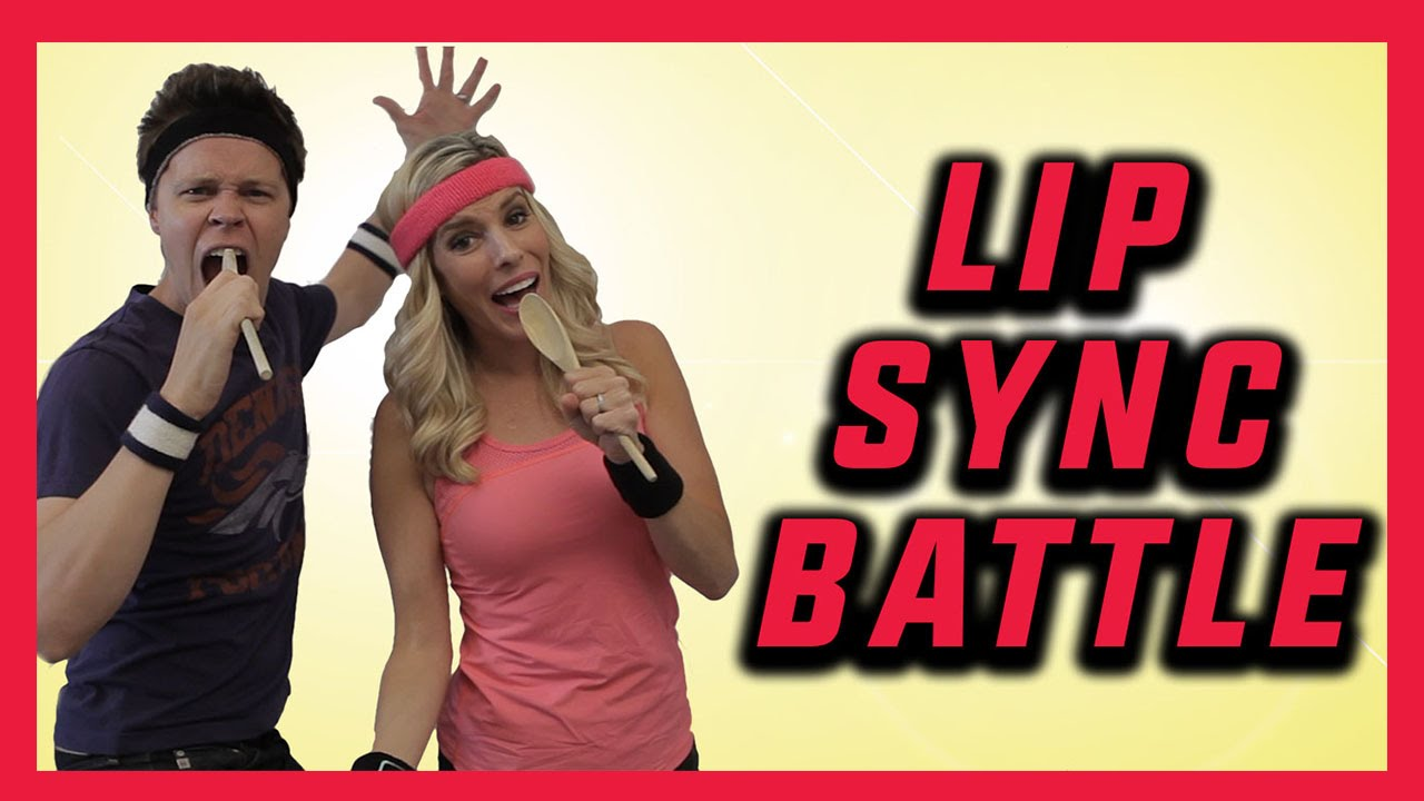 LIP SYNC CHALLENGE (Husband vs. Wife)