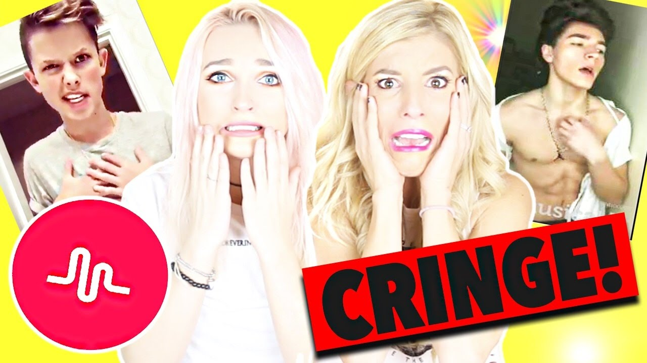 REACTING TO CRINGY MUSICAL.LYS w/ Taylor Skeens!
