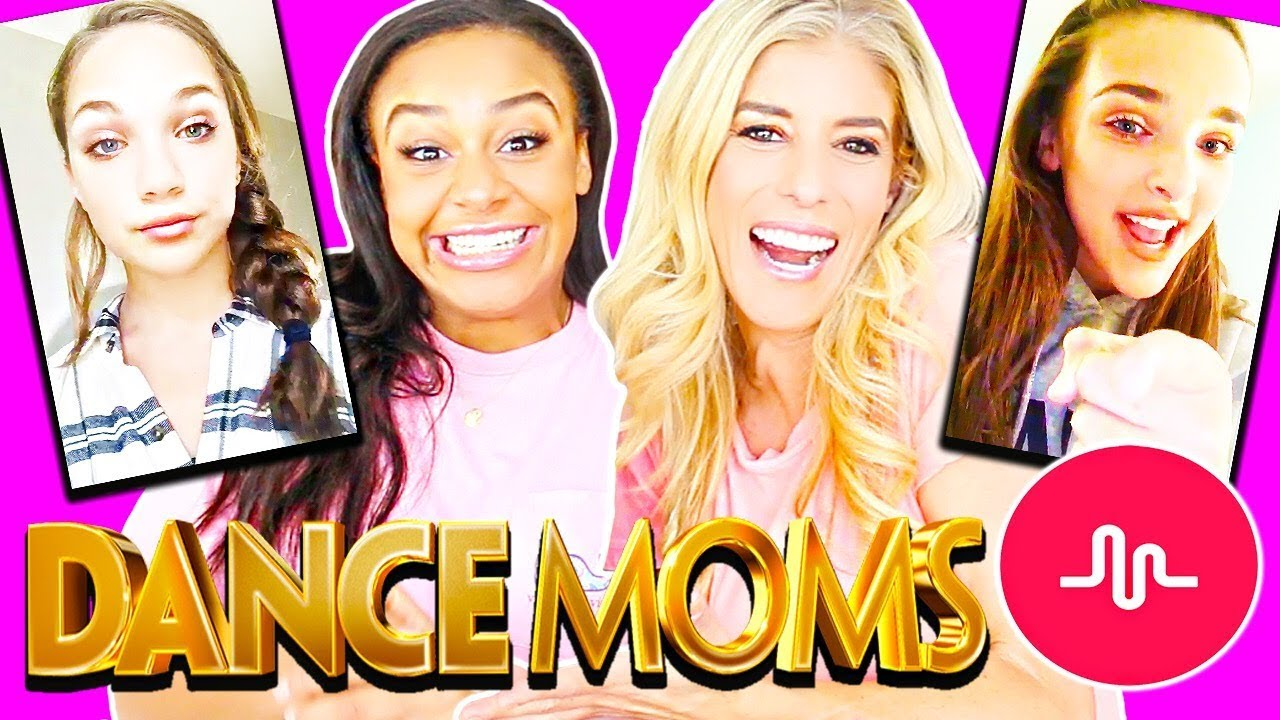 Recreating Cringy Dance Moms Musical.lys with Nia Sioux!