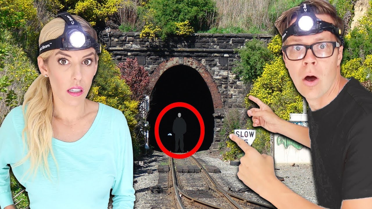 Searching in the Game Master Secret Hidden Mystery Tunnel! New Clues Found