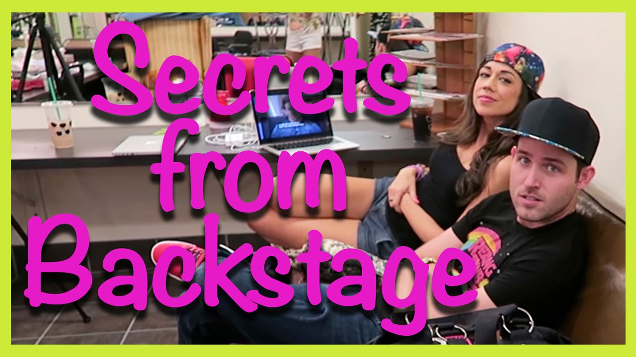Secrets from Backstage (Miranda Camp Tour)