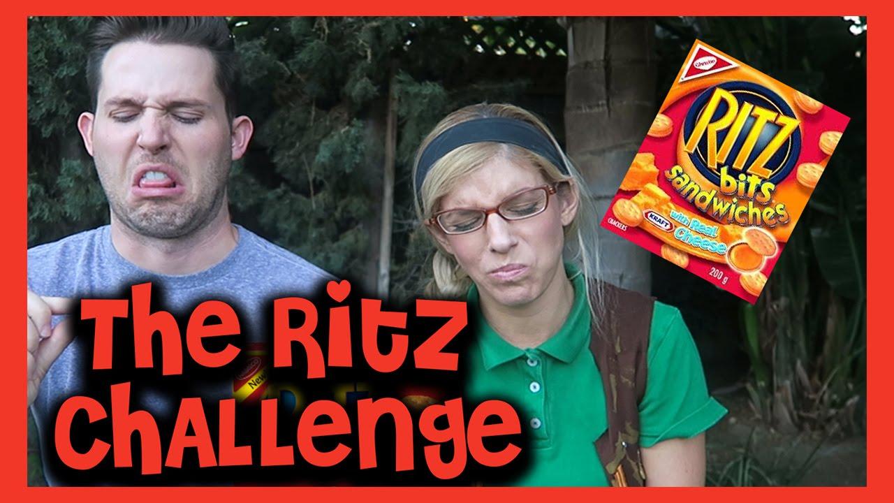 The Ritz Challenge (w/Joshua Evans & Beatrice Mumblesteen)
