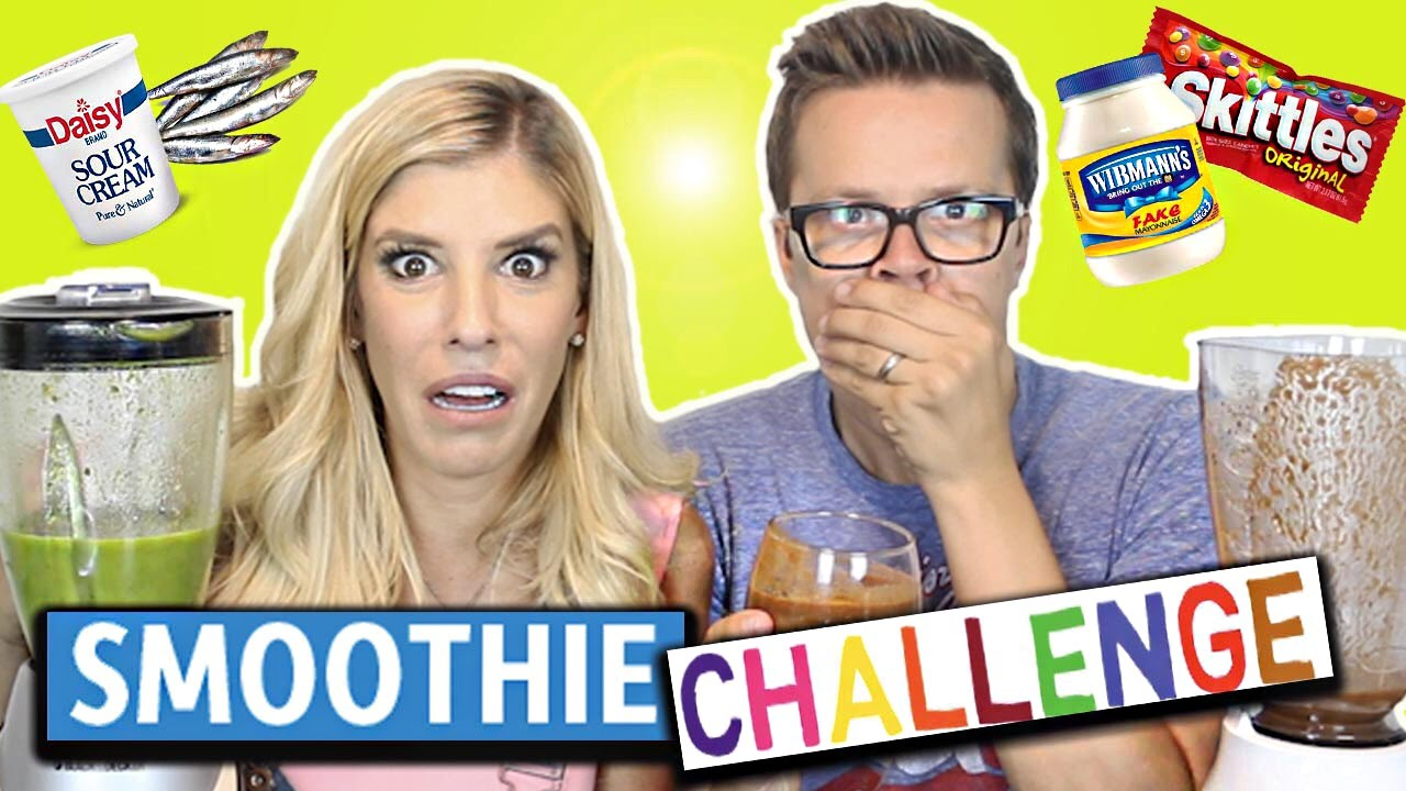 The Smoothie Challenge