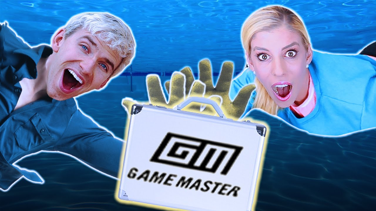 Underwater Battle Royale in Real Life for Game Master Treasure Box in Hawaii! (24 hour challenge)