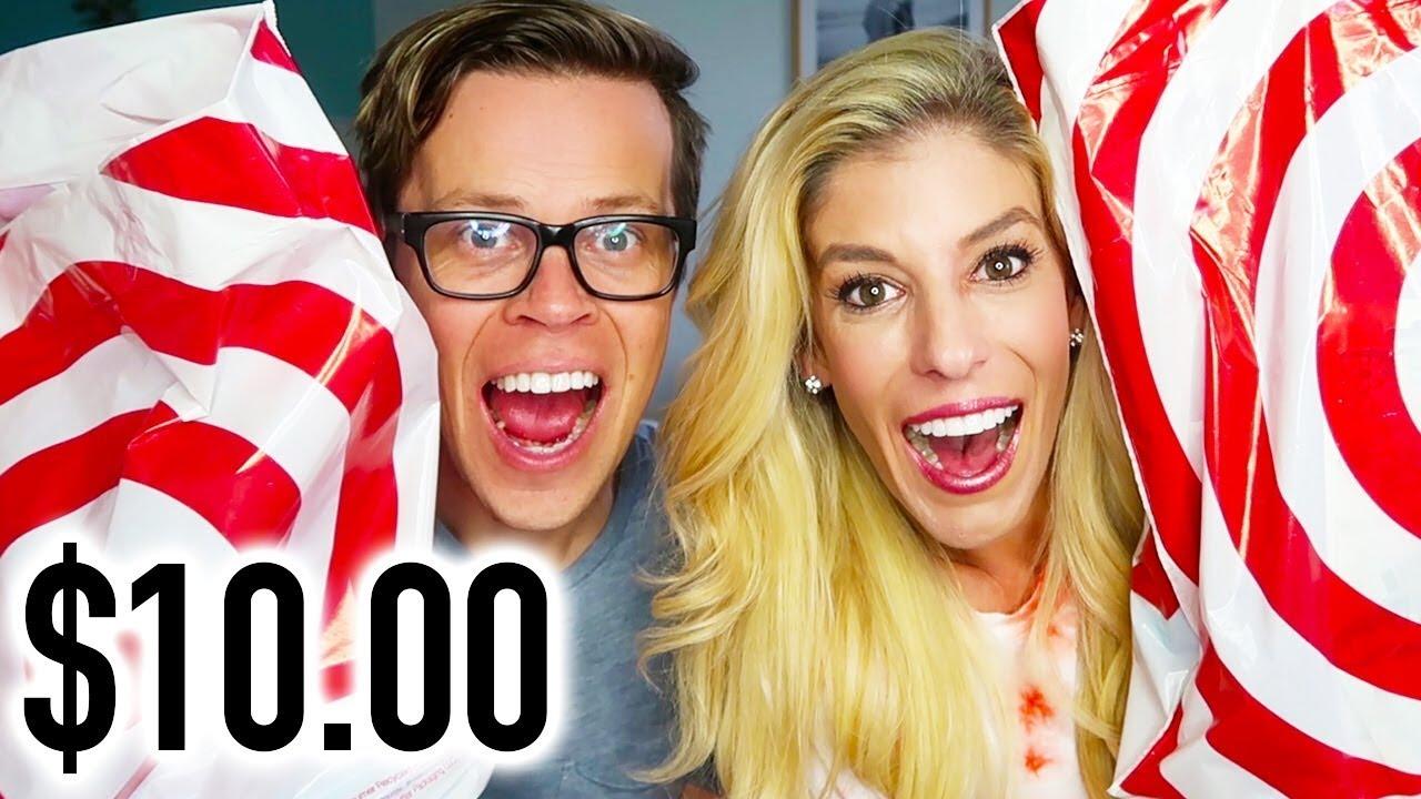 $10 Target Valentine's Day Challenge