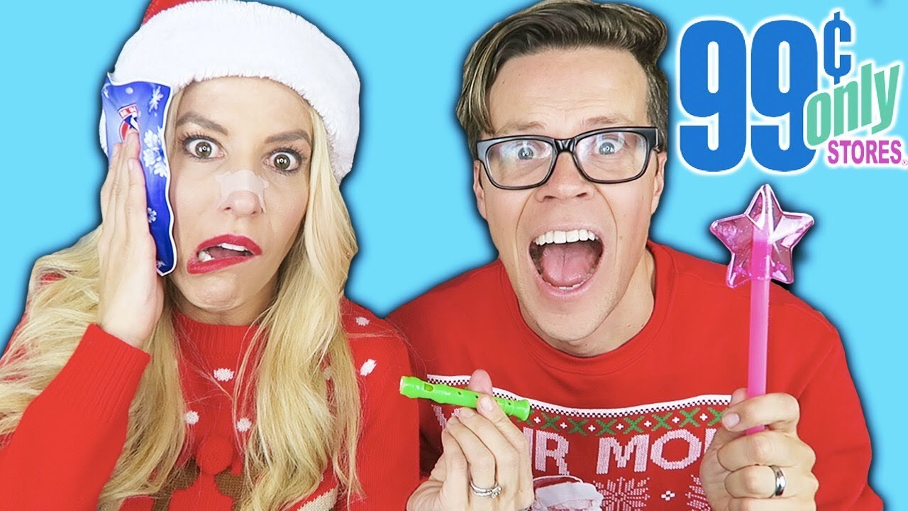 Trying and Testing Weird 99 cent store products!
