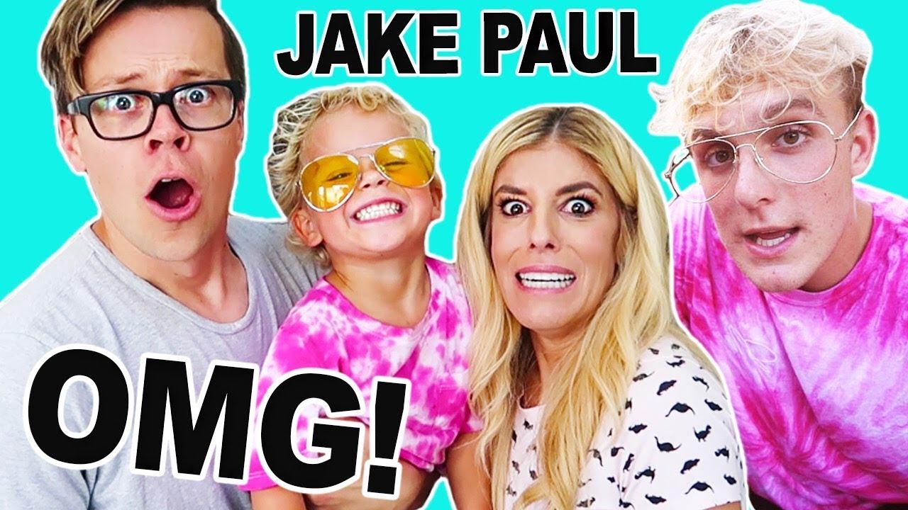 BABYSITTING MINI JAKE PAUL! (DAY 304)