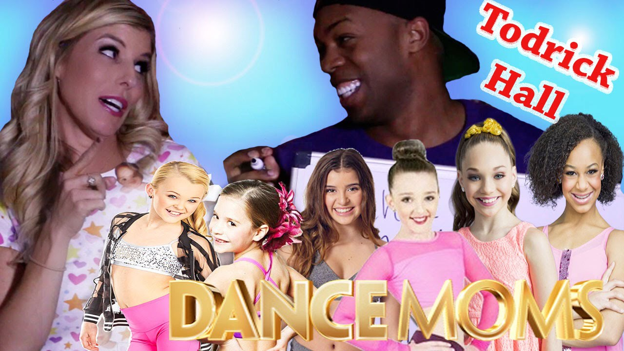 How Well Do You know DANCE MOMS Challenge! w/ Todrick Hall ( PLUS GIVEAWAY)
