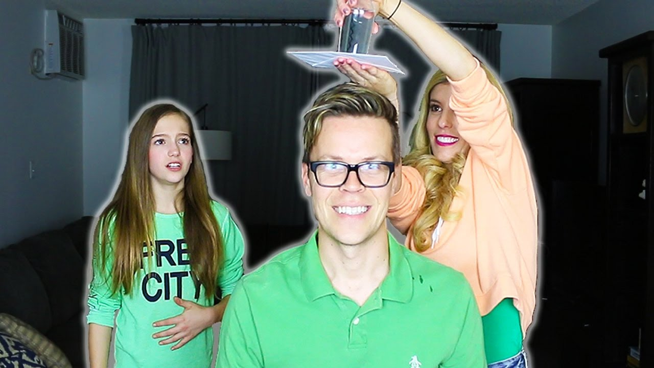 UPSIDE DOWN GLASS EXPERIMENT GONE WRONG! - (DAY 75)