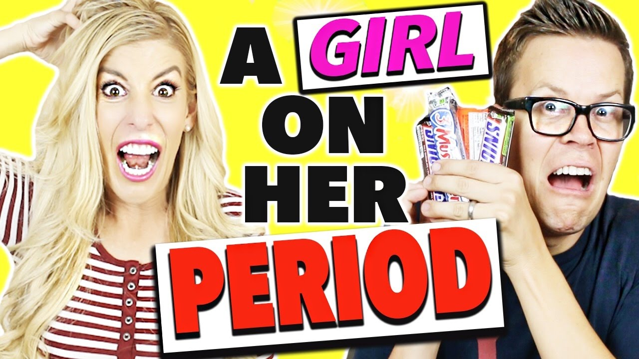 5 THINGS NOT TO SAY TO A GIRL ON HER PERIOD!