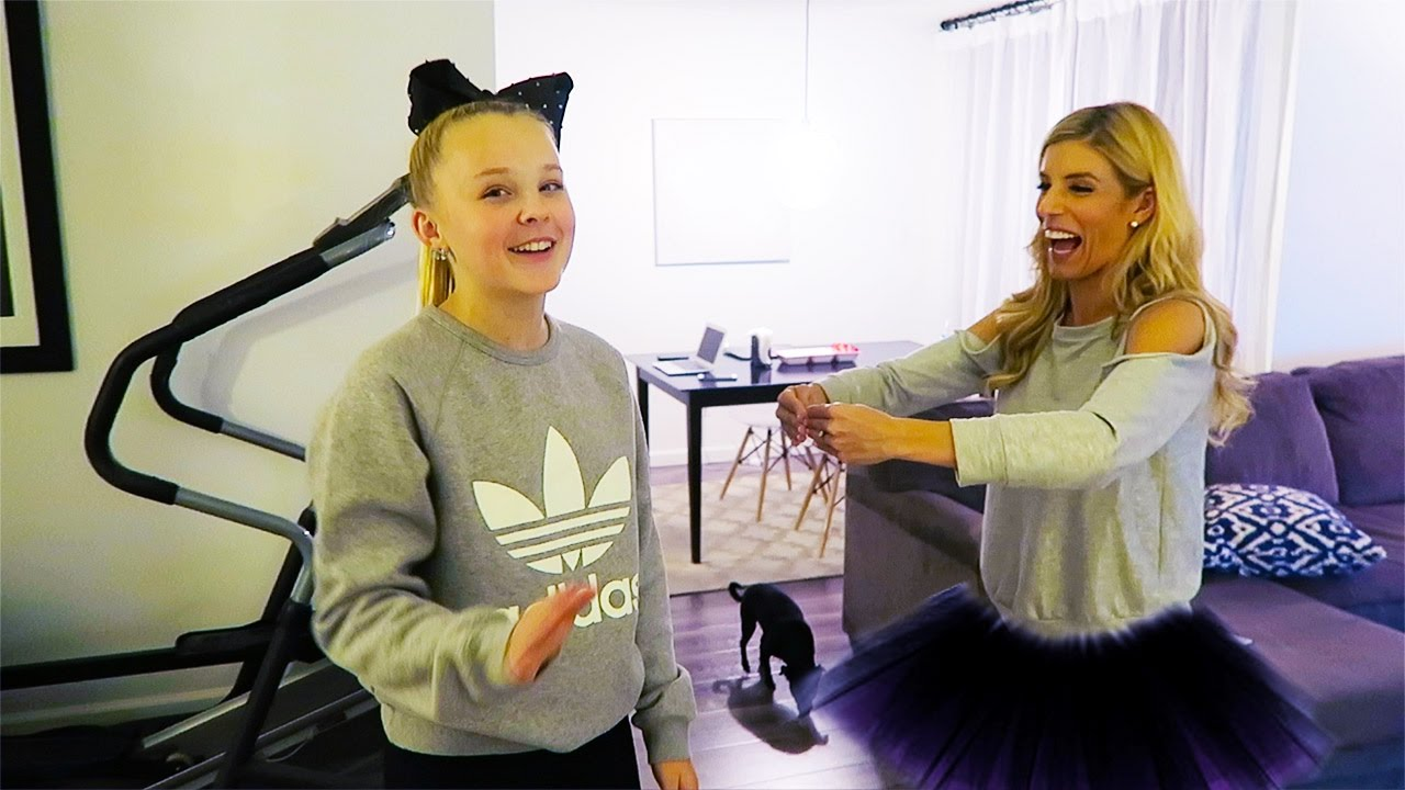 DANCE LESSONS WITH JOJO - (Day 21)