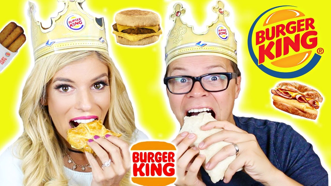 Trying Burger King Breakfast