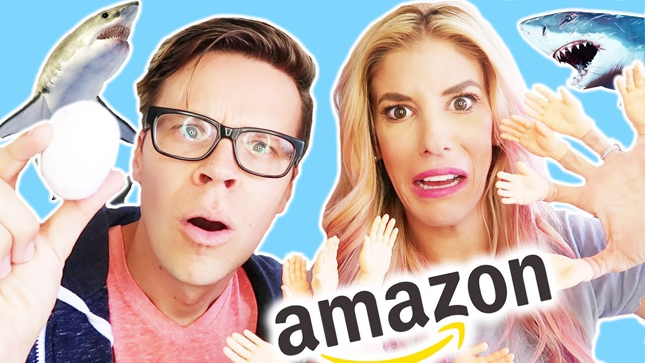Buying Crazy Amazon and As Seen on TV Products!