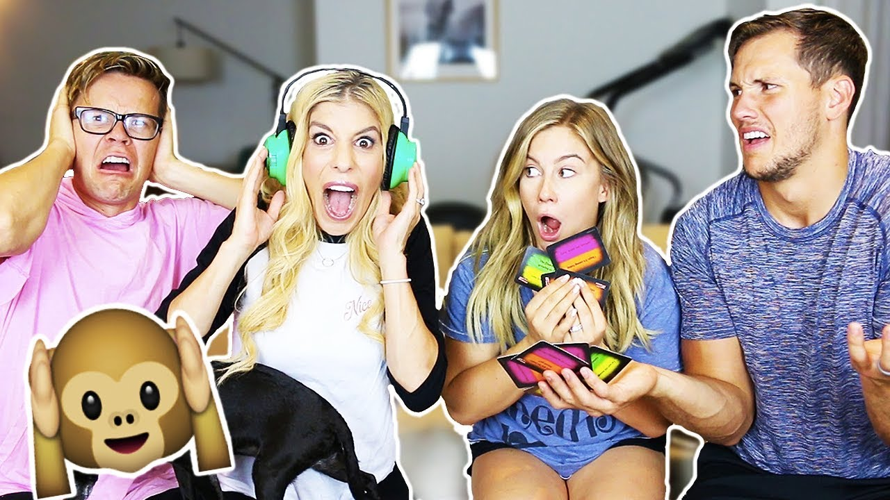 NOISE CANCELLING HEADPHONES CHALLENGE WITH SHAWN JOHNSON AND ANDREW EAST (DAY 257(