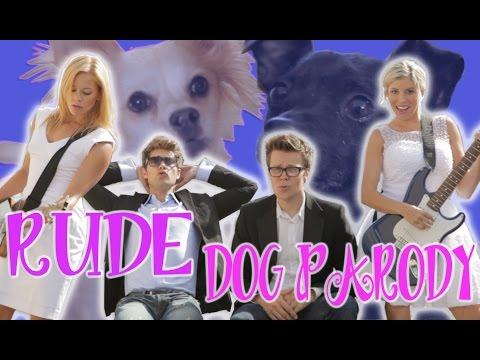 MAGIC!-Rude PARODY (Dog Version)