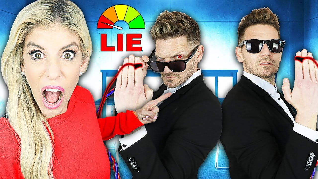 Lie Detector Test on Agents to Find the Truth!  (New Clues Create Mystery in Real Life)