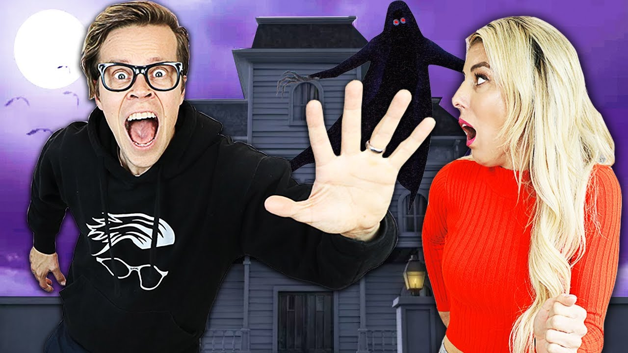 Our New House is Haunted!? (Ghost Reveals Secret Tunnel in Our Backyard at 3am) World's Ultimate