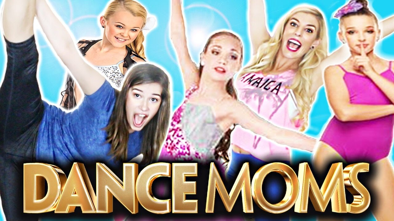 DANCE MOMS POSE CHALLENGE!