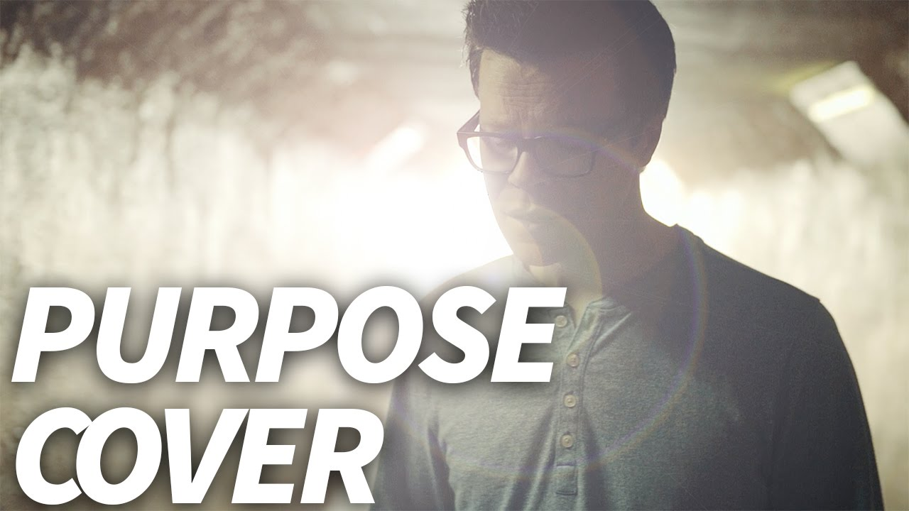Justin Bieber - Purpose (PURPOSE : The Movement) Matt Slays Cover