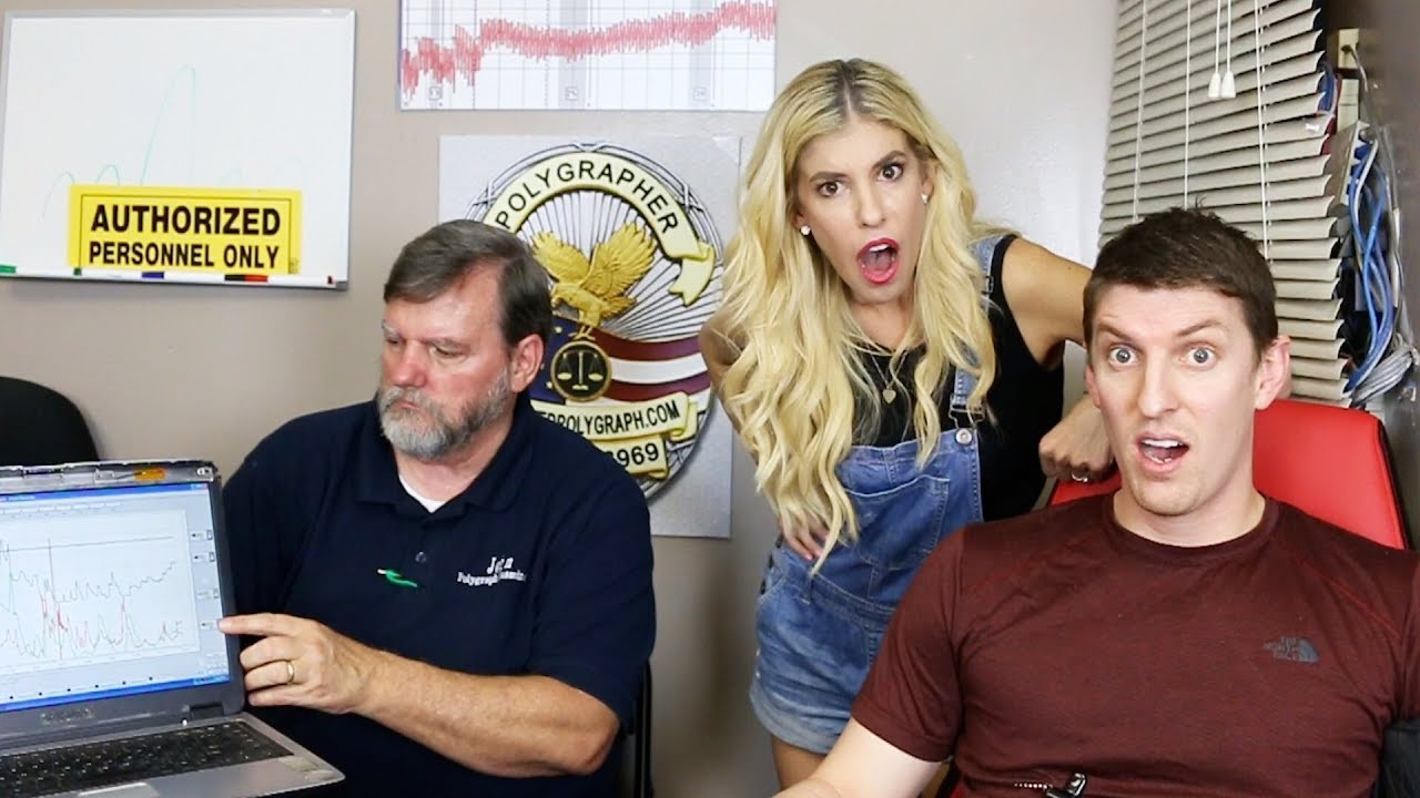 Lie Detector Test on My Wife's Brother! He said what?