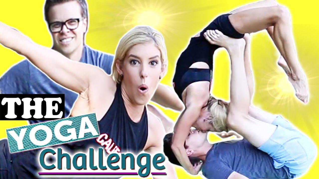 The Yoga Challenge Pt. 2