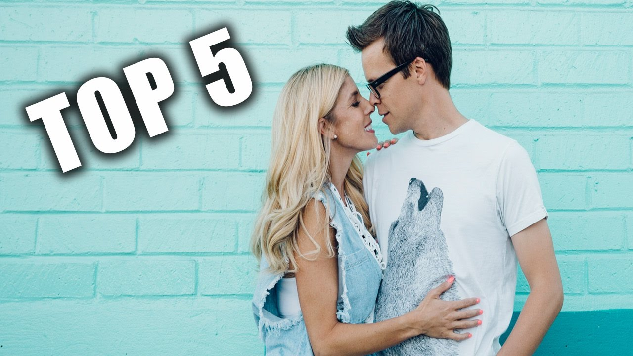 TOP 5 REASONS I LOVE MY WIFE - REBECCA ZAMOLO! - (DAY 78)