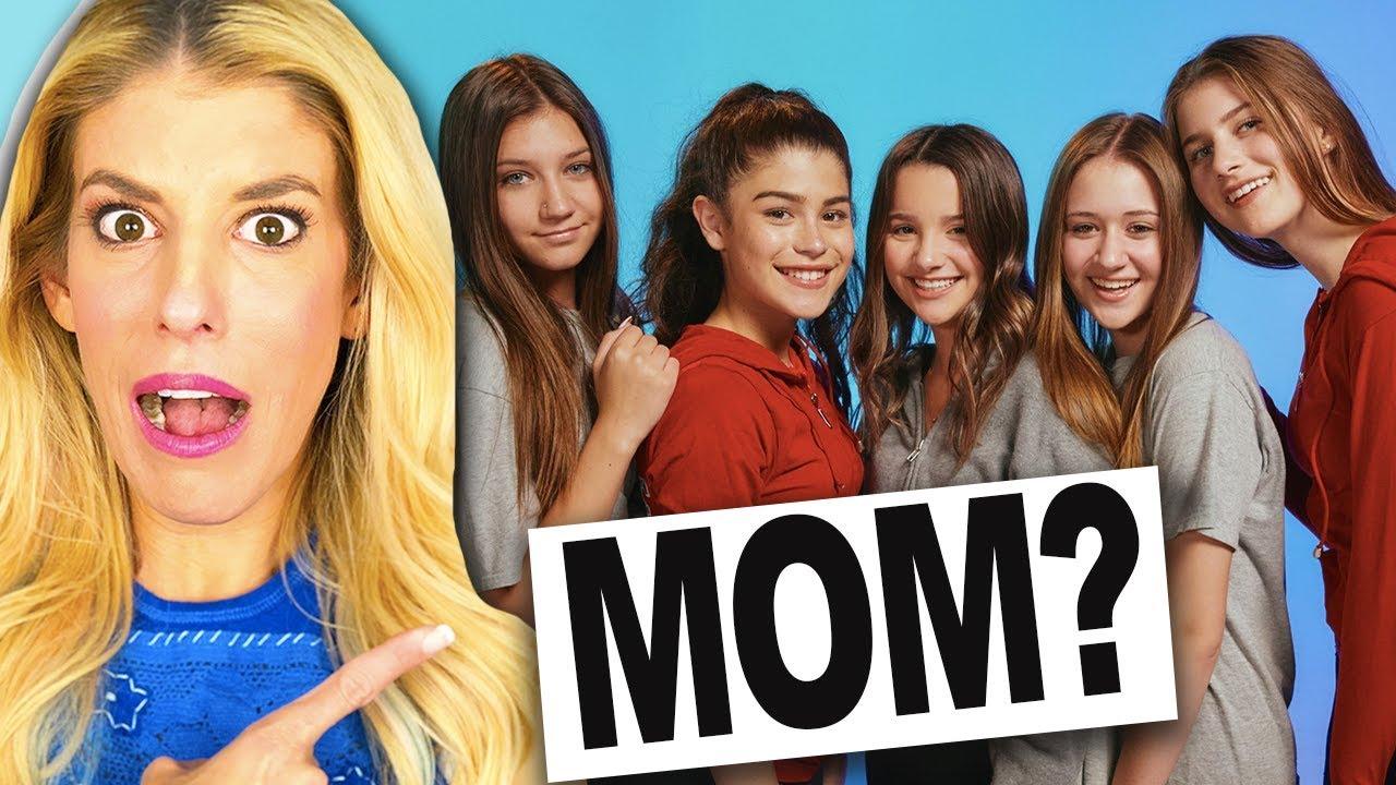 Which Chicken Girls Mom am I? (Brat series starring Annie Leblanc and Hayden Summerall)