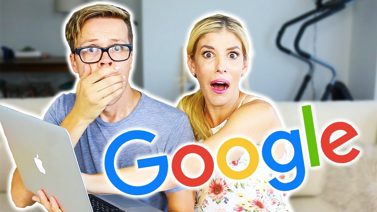 GOOGLING MY WIFE, HER NET WORTH AND WEIRD RESULTS! (DAY 251) CHALLENGE