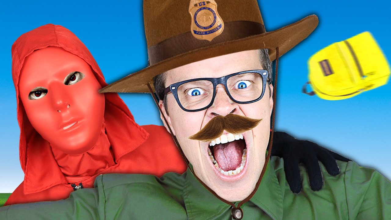 Tricking the RHS by Going Undercover as Park Rangers for 24 Hours!