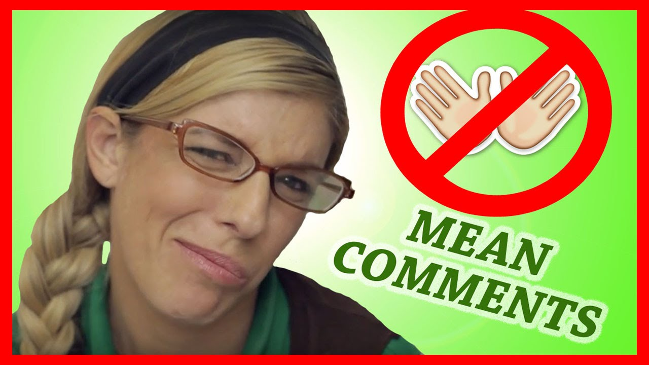 Reacting to Mean Comments w/ Beatrice Mumblesteen