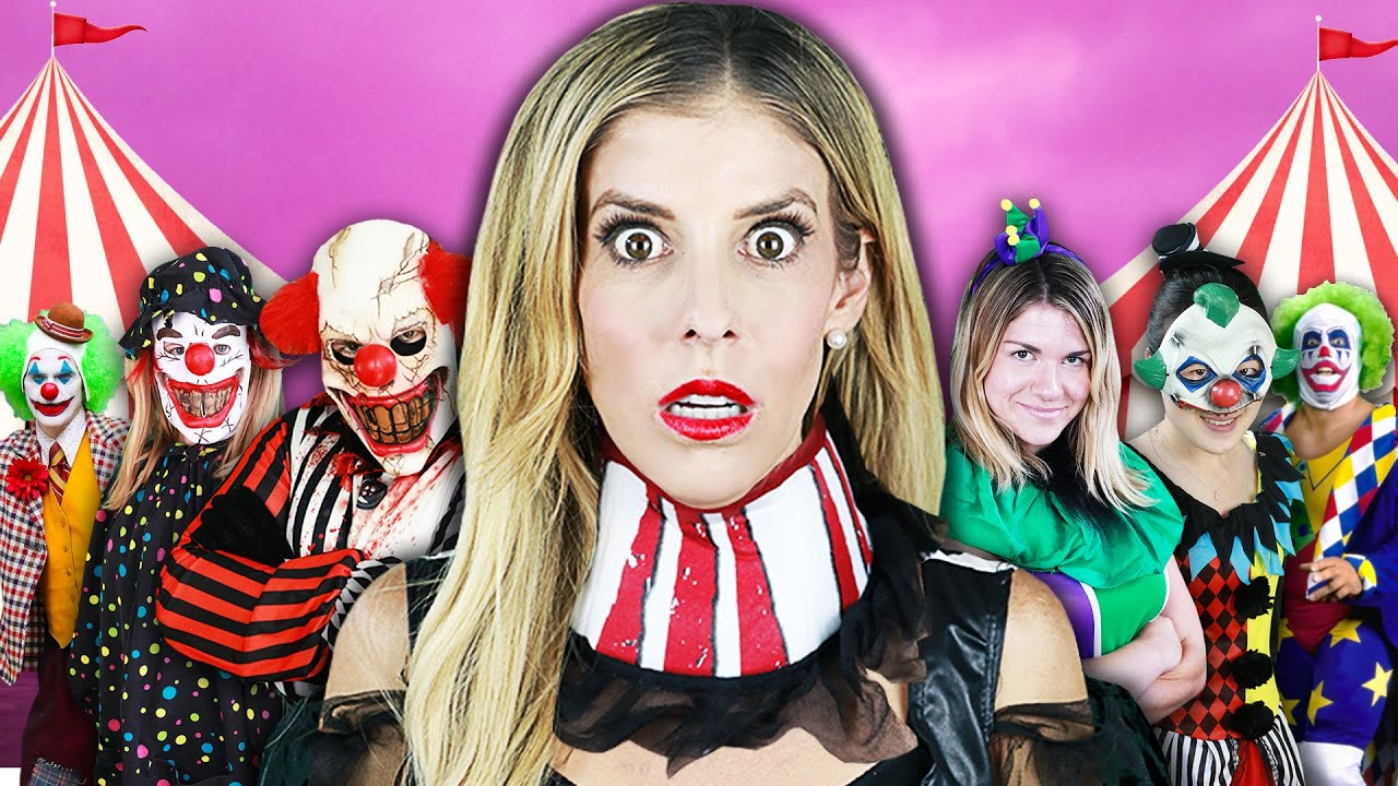 GIANT CARNIVAL PARTY IN REAL LIFE - Rebecca Zamolo
