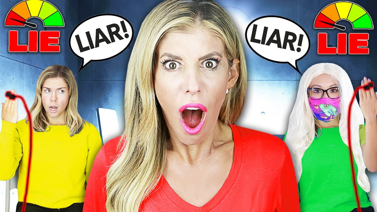 Which BEST FRIEND is a LIAR? Lie Detector Test to Reveal TRUTH